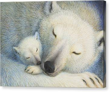 Peace Canvas Print by Lynn Bywaters