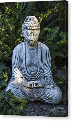 Peacefulness Canvas Print by Garry Gay