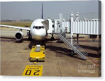 Penang International Airport Canvas Print by Kevin Miller