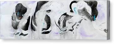 Penguin Canvas Print by Mike Breau