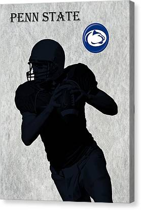 Penn State Football Canvas Print by David Dehner