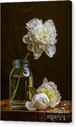 Remembrance Canvas Print by Edward Fielding