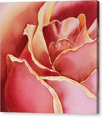 Petals Petals I Canvas Print by Irina Sztukowski