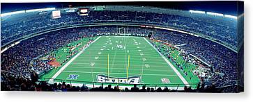 Philadelphia Eagles Nfl Football Canvas Print by Panoramic Images