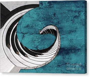 Piano Fun - S02a Canvas Print by Variance Collections
