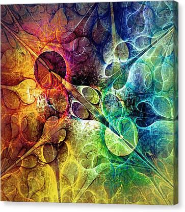 Piercing Canvas Print by Anastasiya Malakhova