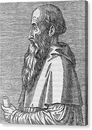 Pietro Bembo, Italian Scholar Canvas Print by Science Photo Library