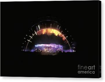 Pink Floyd Canvas Print by Front Row  Photographs