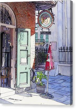 Pirates Alley 161 Canvas Print by John Boles