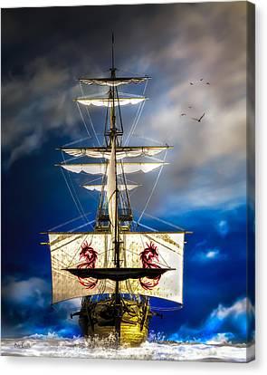 Pirates Canvas Print by Bob Orsillo
