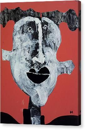 Piscis No 7 Canvas Print by Mark M  Mellon