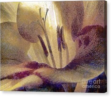 Pistils Canvas Print by Odon Czintos