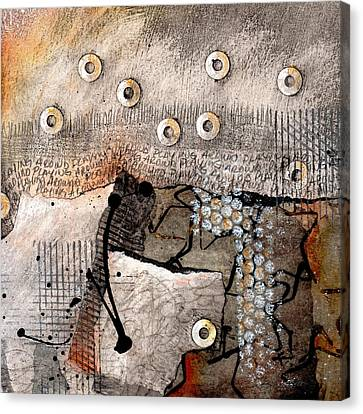 Playing Around  Canvas Print by Laura  Lein-Svencner