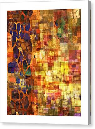Pleased Beginnings 1 Canvas Print by Craig Tinder