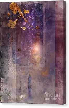 Portal Canvas Print by Aimee Stewart