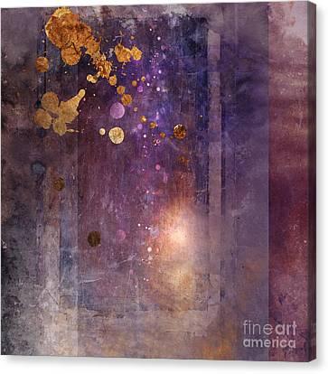 Portal Variant 1 Canvas Print by Aimee Stewart