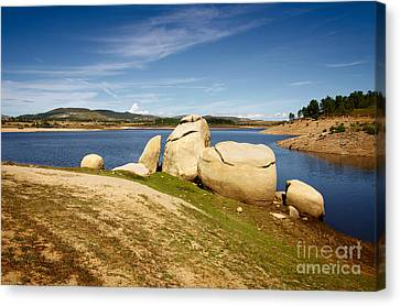 Portugal Countryside Canvas Print by Carlos Caetano