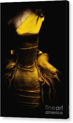 Possessed Canvas Print by Lauren Leigh Hunter Fine Art Photography