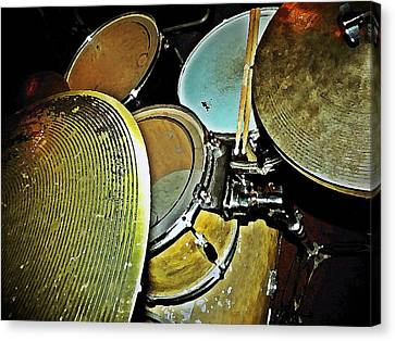 Pots N Pans Canvas Print by Chris Berry