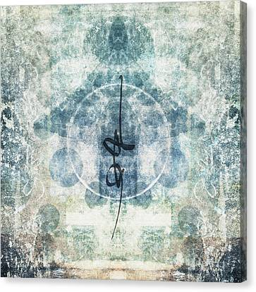 Prayer Flag 13 Canvas Print by Carol Leigh