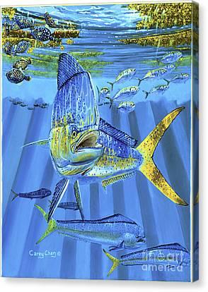 Predator Off0067 Canvas Print by Carey Chen