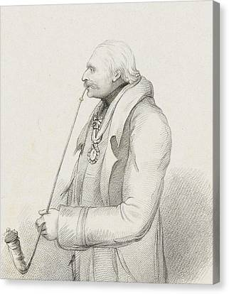 Prince Blucher Canvas Print by Samuel Freeman