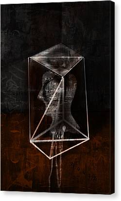 Prism Canvas Print by Kim Gauge