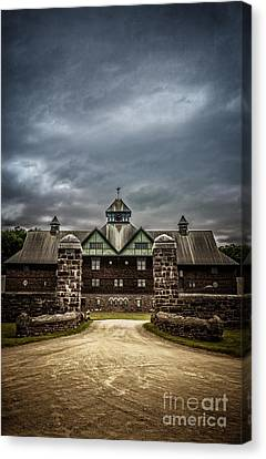 Private School Canvas Print by Edward Fielding