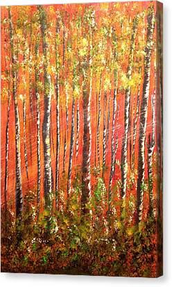 Promise Canvas Print by Debra Kent