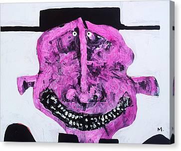 Protesto No. 6 Canvas Print by Mark M  Mellon