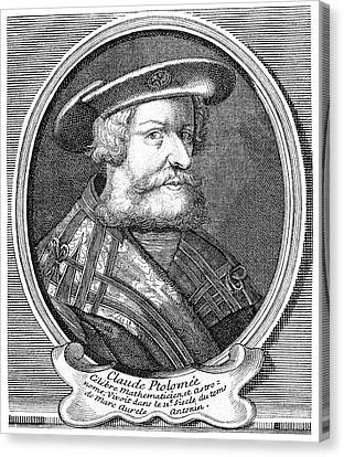 Ptolemy Canvas Print by Cci Archives