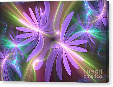 Purple Dream Canvas Print by Svetlana Nikolova