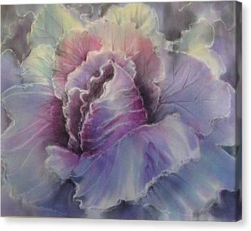 Purple Haze Canvas Print by Catherine Rucker