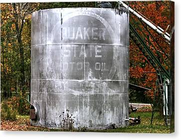 Quaker State Canvas Print by Michael Allen