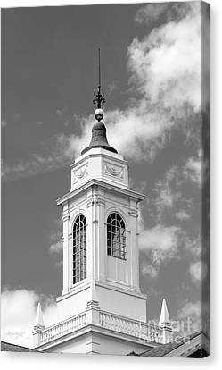 Radcliffe College Cupola Canvas Print by University Icons