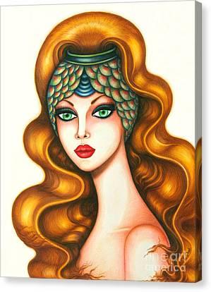 Radiant Canvas Print by Tara  Shalton