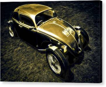 Rat Beetle Canvas Print by motography aka Phil Clark