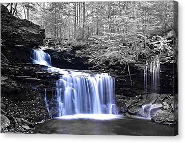 Rb Ricketts Canvas Print by Frozen in Time Fine Art Photography