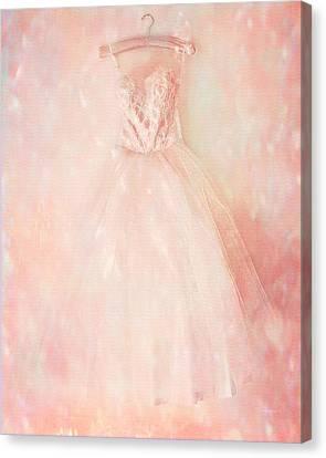 Ready For The Magic Canvas Print by Theresa Tahara