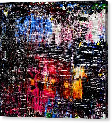Real Artists Are Authentic Canvas Print by Eckhard Besuden