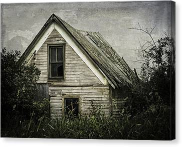 Reclaimed  Canvas Print by Kathleen Scanlan