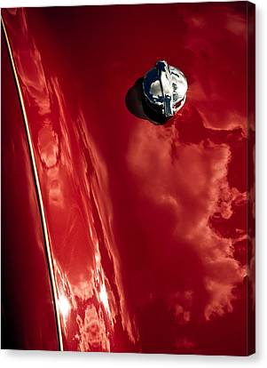 Red Jupiter Sky Canvas Print by Phil 'motography' Clark