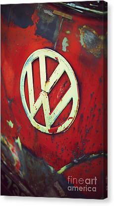 Red Rat Dub Canvas Print by Tim Gainey