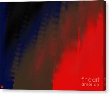 Reentry Canvas Print by Andy Heavens