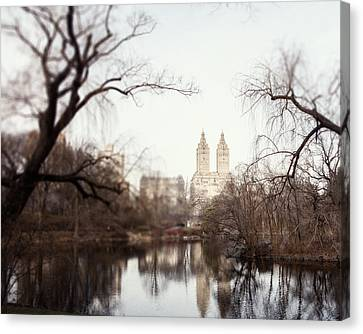 Reflected Canvas Print by Lisa Russo