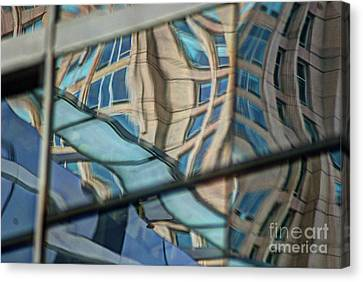 Reflection 15 Canvas Print by Jim Wright