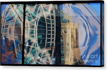 Reflection 23 Canvas Print by Jim Wright