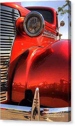 Reflections Canvas Print by Andrew Brooks