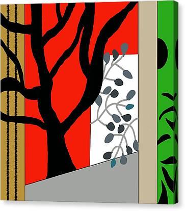 Refuge Canvas Print by Kelli Watts