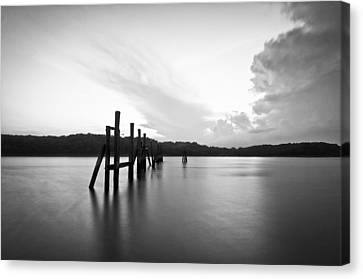 Remains Canvas Print by Lee Costa